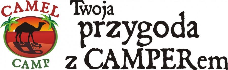 CamelCamp slogan kolor