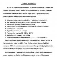 Camper dla Sonika2